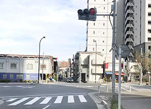 西新宿駅からの行き方 手順5